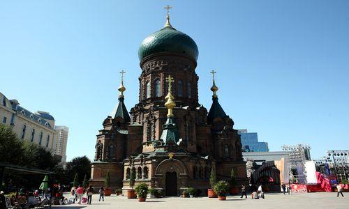 Церковь в Харбине