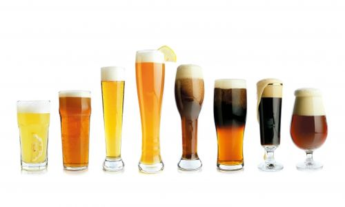 Многообразие сортов пива в Харбине